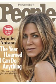 Jennifer Aniston - PEOPLE Magazine - People Of The Year (December 2019)