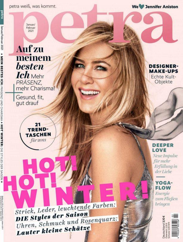 Jennifer Aniston - Petra Magazine (Germany - January February 2021)