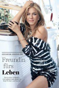 Jennifer Aniston - Petra Magazine (May 2020)