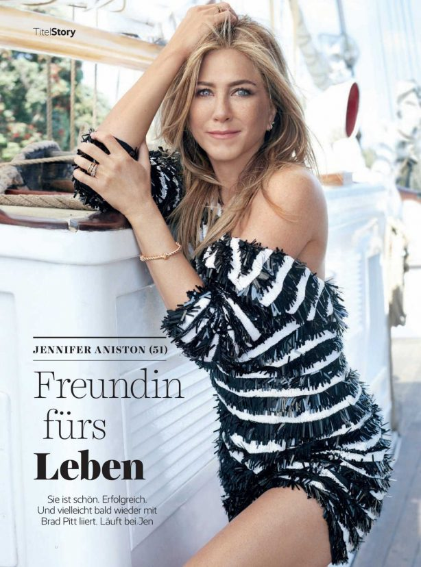 Jennifer Aniston - Petra Magazine (May 2020)