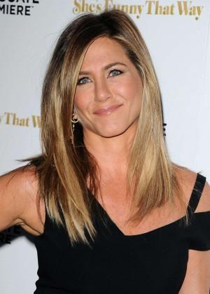 Jennifer Aniston - 'She's Funny That Way' Premiere in LA
