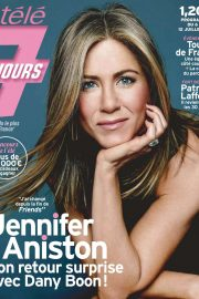 Jennifer Aniston - Tele 7 Jours Magazine (July 2019)