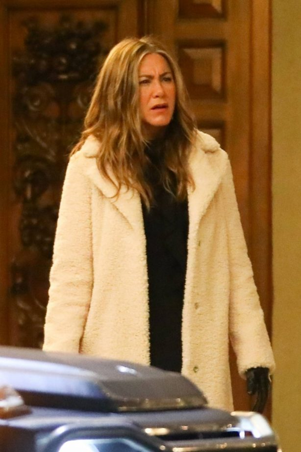 Jennifer Aniston - 'The Morning Show' in Los Angeles