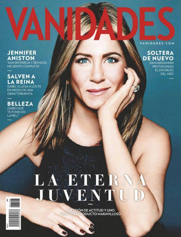 Jennifer Aniston - Vanidades México (April 2021)