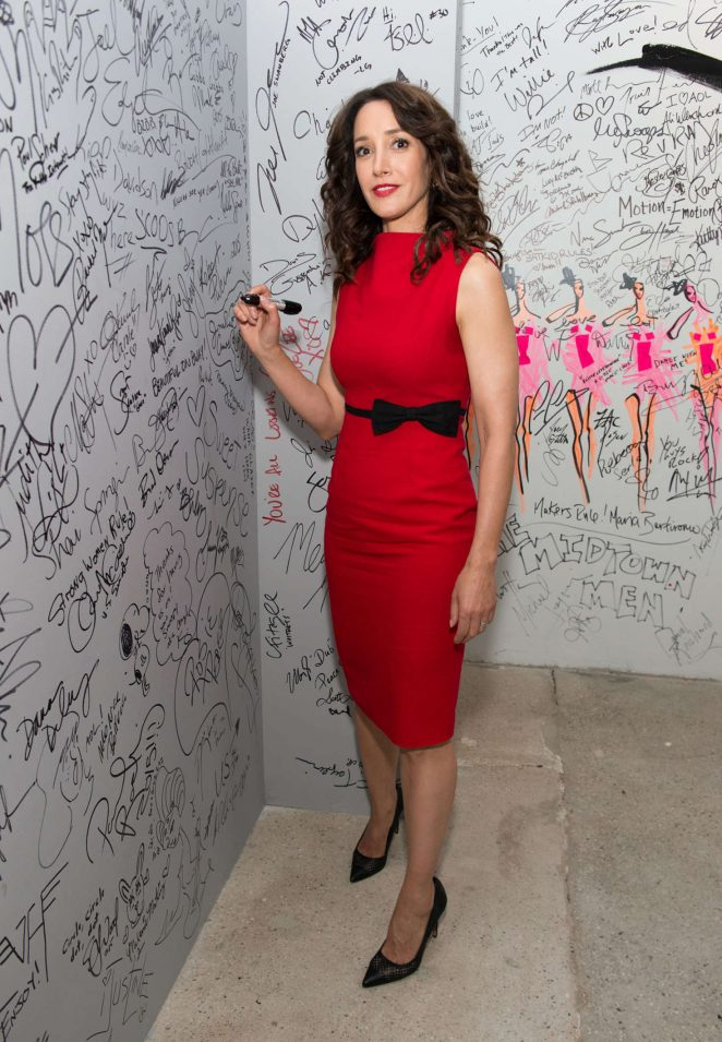 Jennifer Beals at AOL Build -10