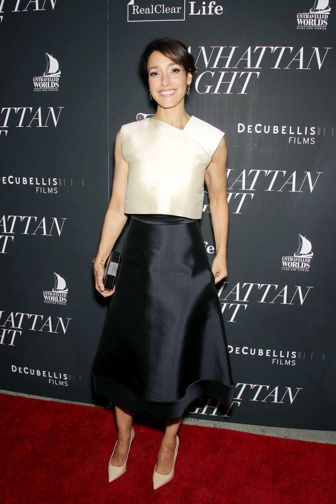 Jennifer Beals - 'Manhattan Night' Premiere in New York