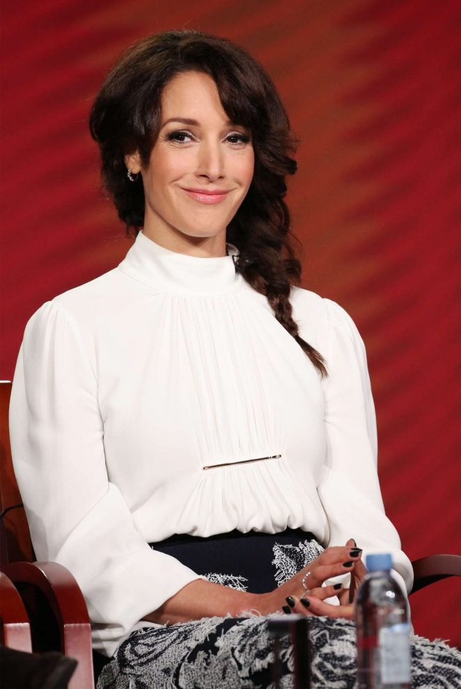 Jennifer Beals - 'Taken' Panel at TCA Winter Press Tour 2017 in Pasadena