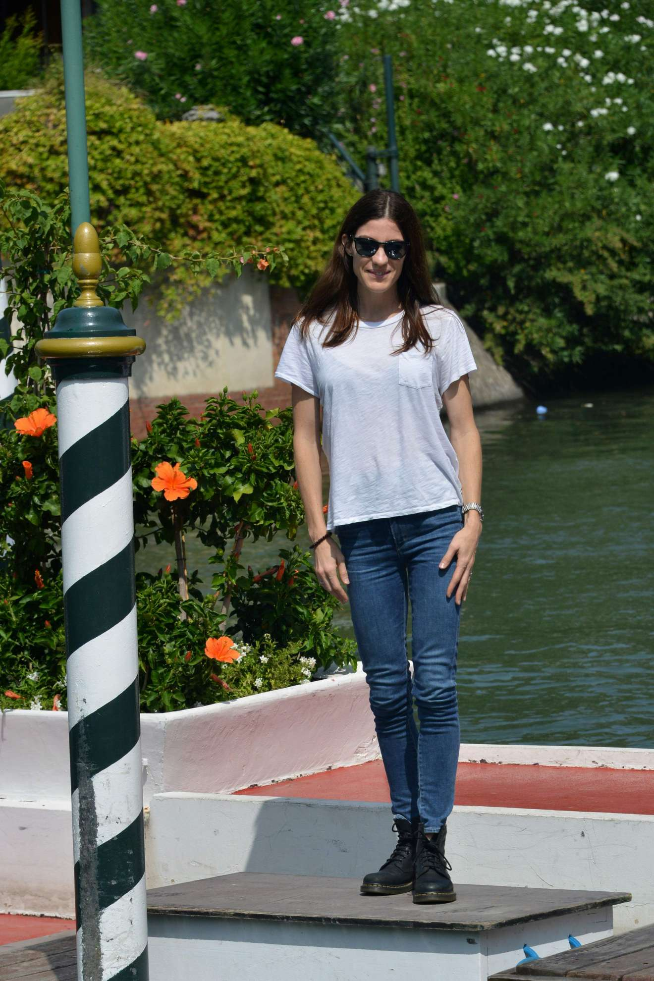 Jennifer Carpenter: Arrives at the Lido during 2017 Venice Film Festival in Italy-03