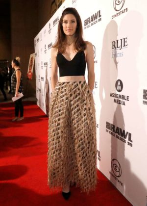 Jennifer Carpenter - Brawl in Cell Block 99 Photocall in Los Angeles
