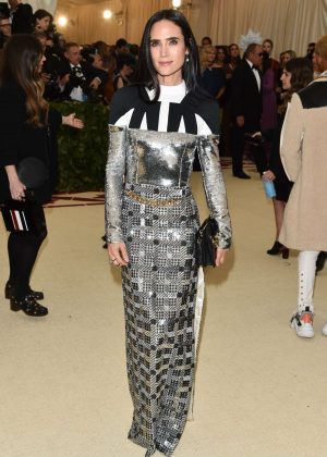 Jennifer Connelly - 2018 MET Gala in NYC