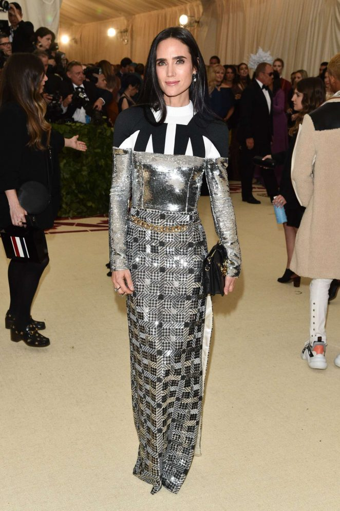 Jennifer Connelly – 2018 MET Costume Institute Gala in NYC