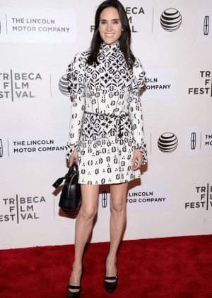 Jennifer Connelly - Aloft Premiere BMCC Tribeca PAC in New York City