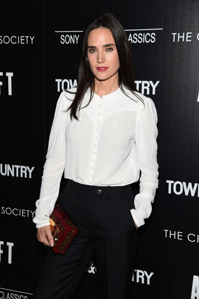 Jennifer Connelly - 'Aloft' Special Screening in NYC