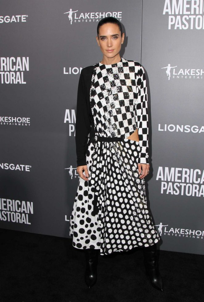 Jennifer Connelly - 'American Pastoral' Premiere in Beverly Hills