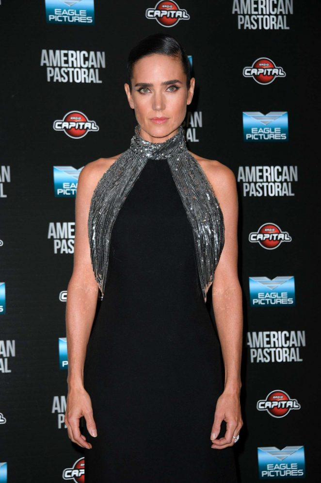 Jennifer Connelly - 'American Pastoral' Premiere in Rome