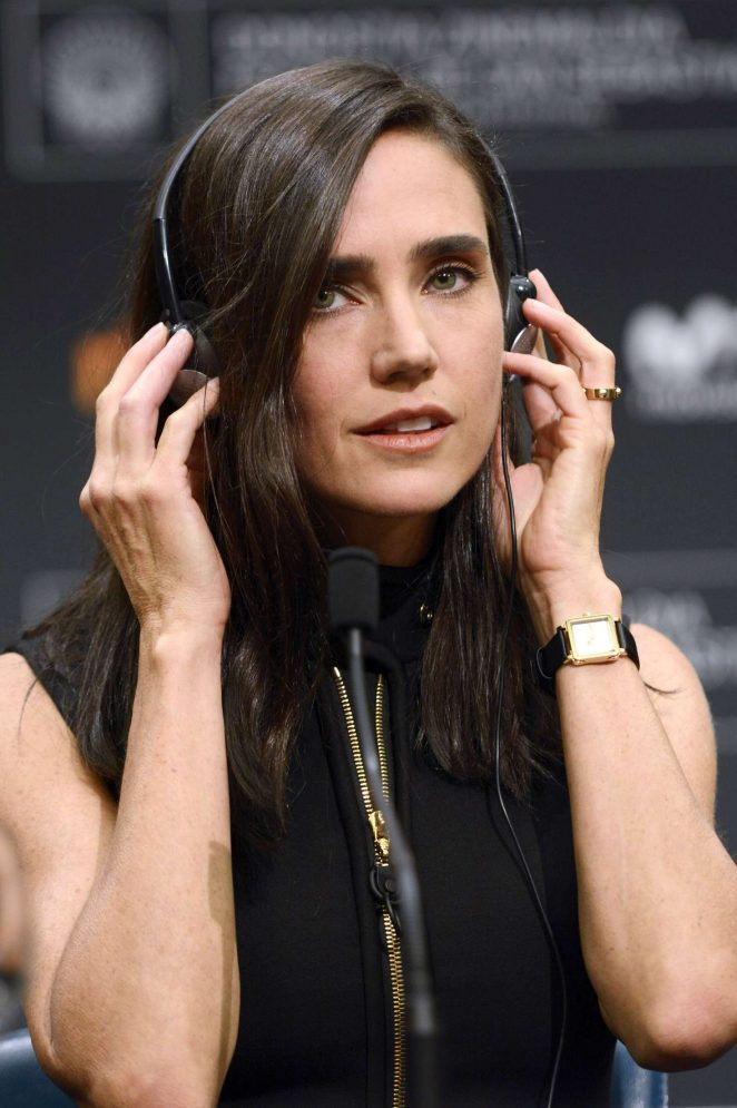 Jennifer Connelly - 'American Pastoral' Press Conference at 64th SSIFF in San Sebastian