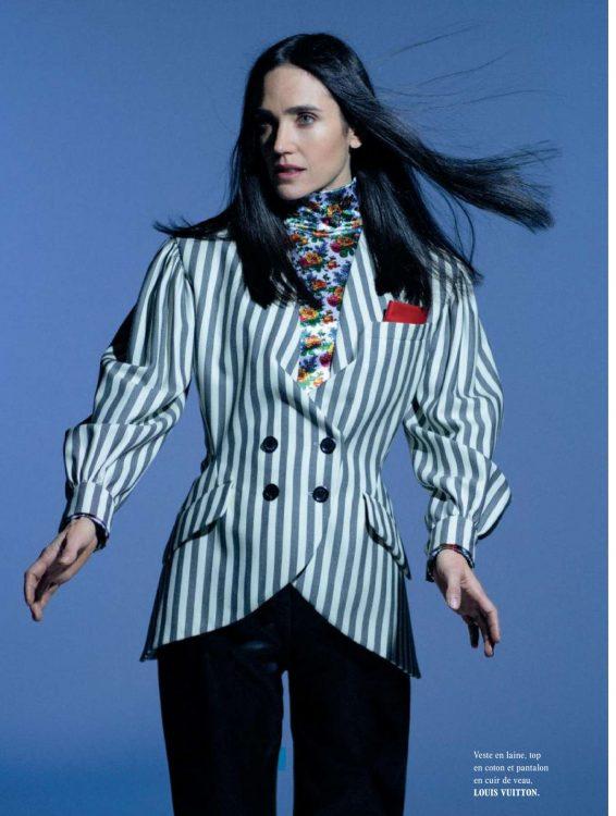 Jennifer Connelly - LOfficiel Paris Magazine (August 2019)