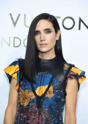 Jennifer Connelly - Louis Vuitton's Boutique Opening at Paris Fashion Week