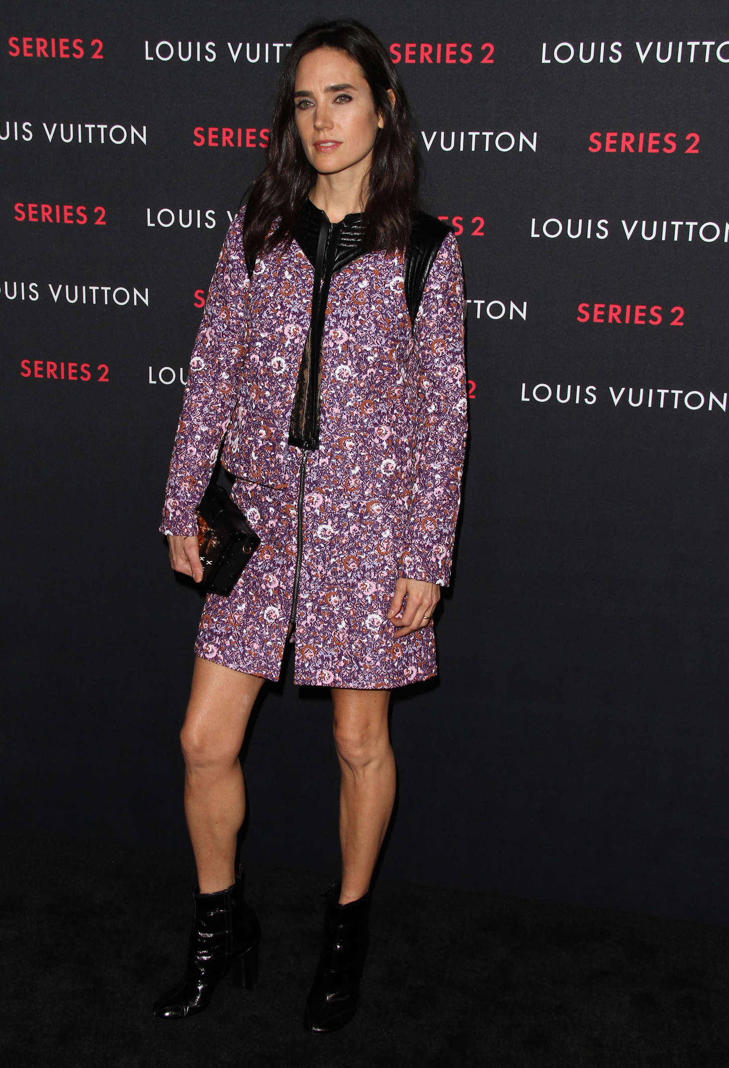"""Jennifer Connelly - Louis Vuitton """"Series 2"""" The Exhibition in Hollywood"""