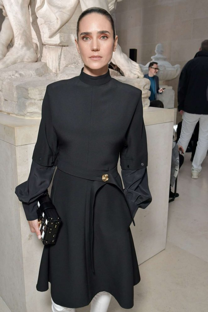 Jennifer Connelly - Louis Vuitton Show at 2017 PFW in Paris