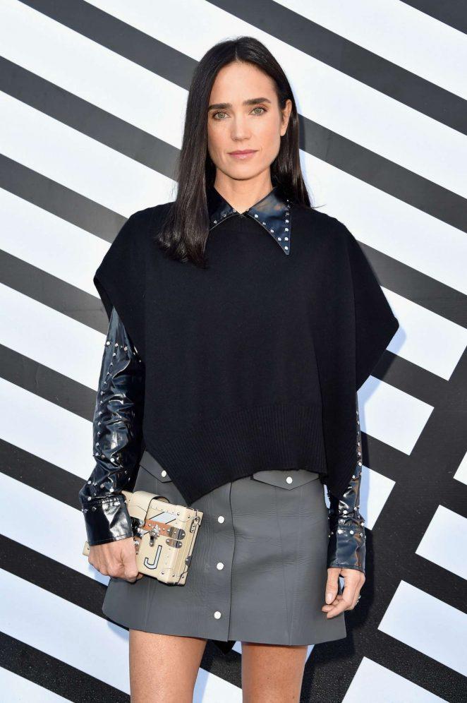 Jennifer Connelly - Louis Vuitton Show Spring Summer 2017 in Paris