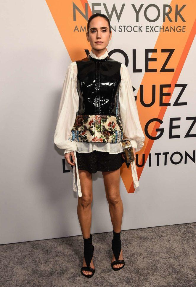 e0c4c42de21e Jennifer Connelly  Louis Vuitton Volez