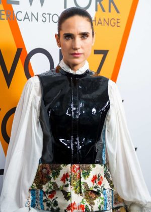 Jennifer Connelly - Louis Vuitton 'Volez, Voguez, Voyagez' Exhibition Opening in NY