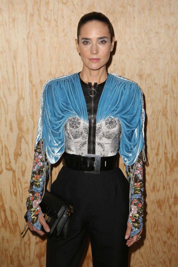 Jennifer Connelly - Louis Vuitton Womenswear SS 2020 Show at Paris Fashion Week