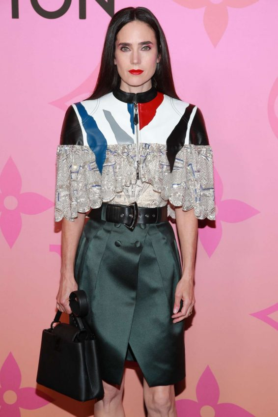 Jennifer Connelly - Opening of Louis Vuitton x Cocktail Party in Los Angeles