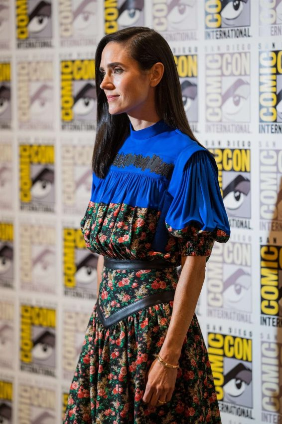 Jennifer Connelly - 'Snowpiercer' Press Room at San Diego Comic Con 2019