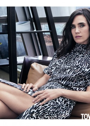 Jennifer Connelly - Town & Country Magazine (June/July 2015)