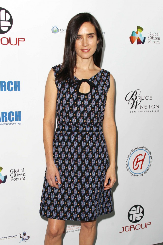 Jennifer Connelly - UN Women For Peace celebration of International Women's Day in NYC