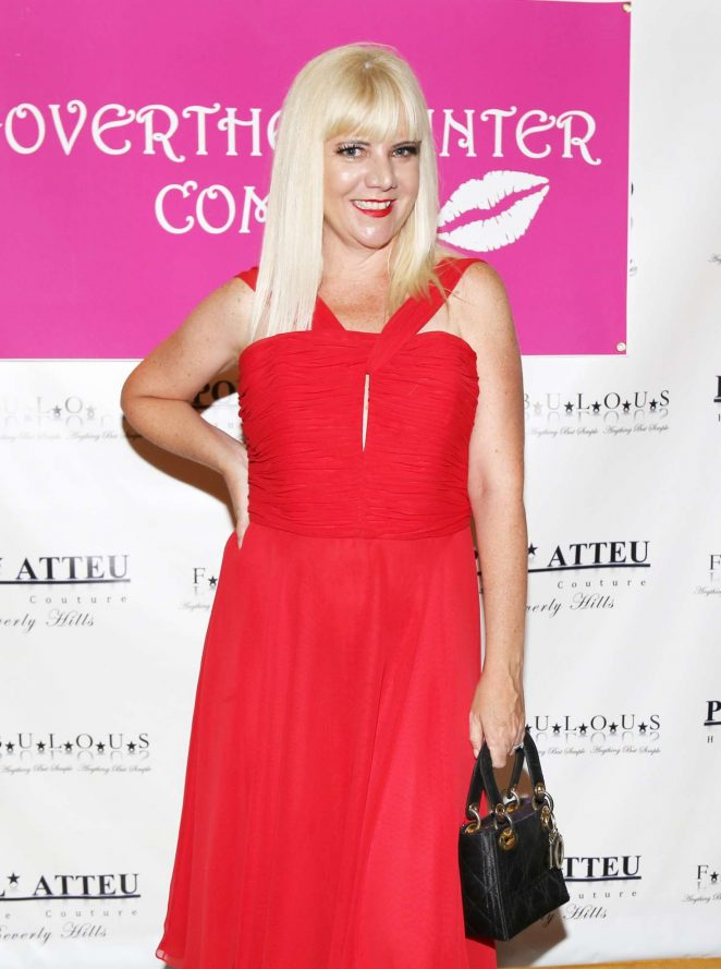 Jennifer Elise Cox - Over The Counter Vip Cast Party at Pol' Atteu Haute Couture in Beverly Hills