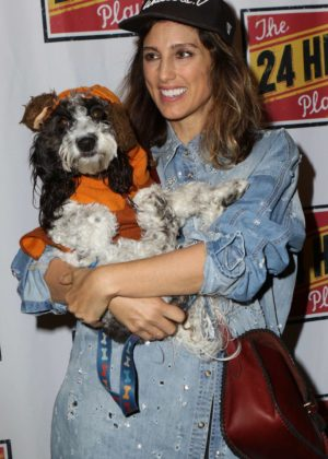 Jennifer Esposito - 24 Hour Plays on Broadway in New York