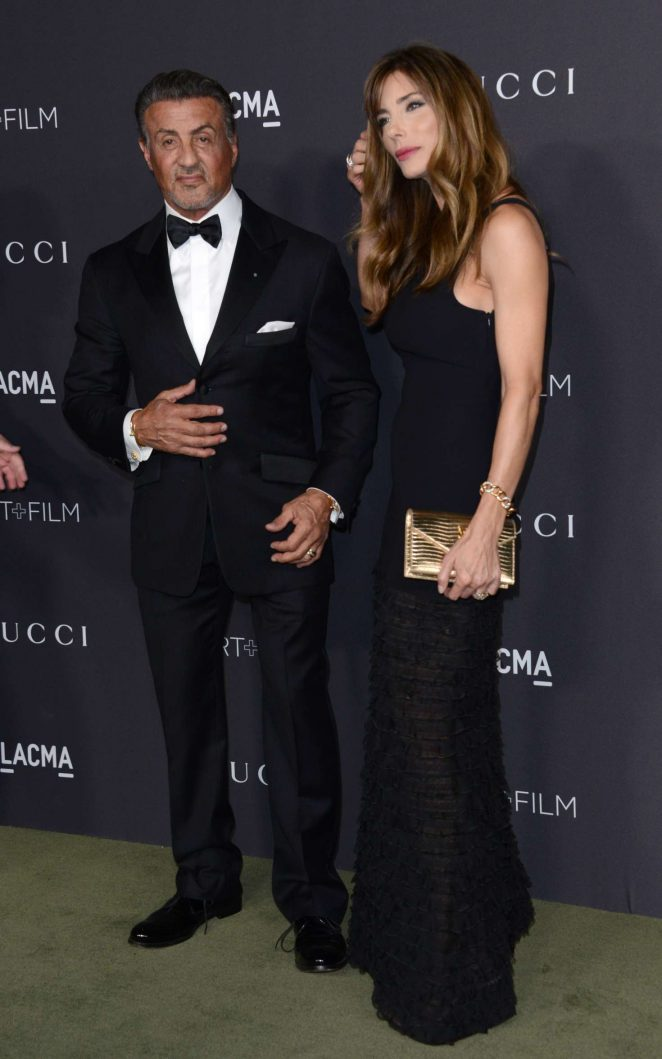 Jennifer Flavin - 2016 LACMA Art and Film Gala in Los Angeles