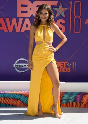 Jennifer Freeman - 2018 BET Awards in Los Angeles