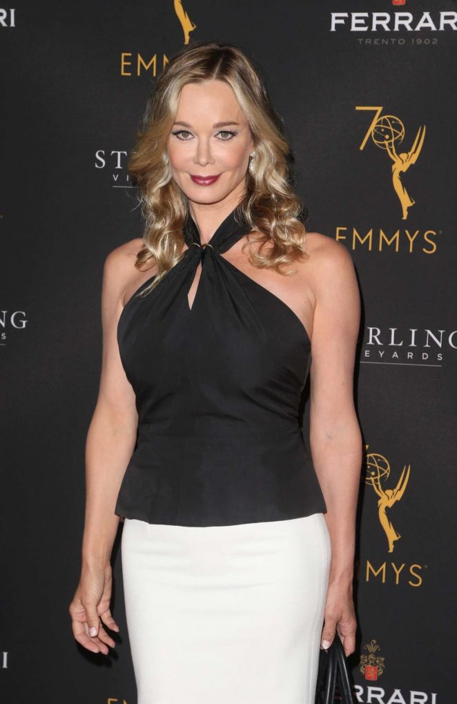 Jennifer Gareis – Television Academy Daytime Peer Group Emmy Celebration in LA