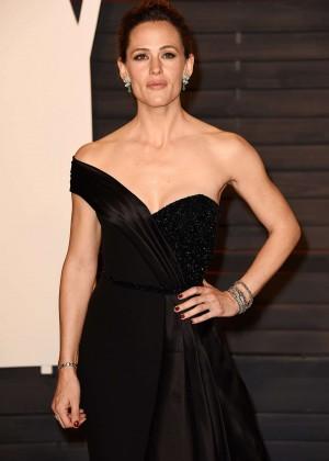 Jennifer Garner - 2016 Vanity Fair Oscar Party in Beverly Hills