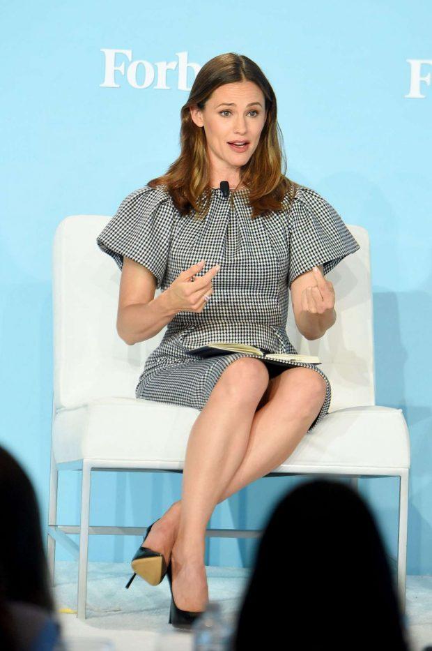 Jennifer Garner - 2019 Forbes Women's Summit at Pier 60 in New York City