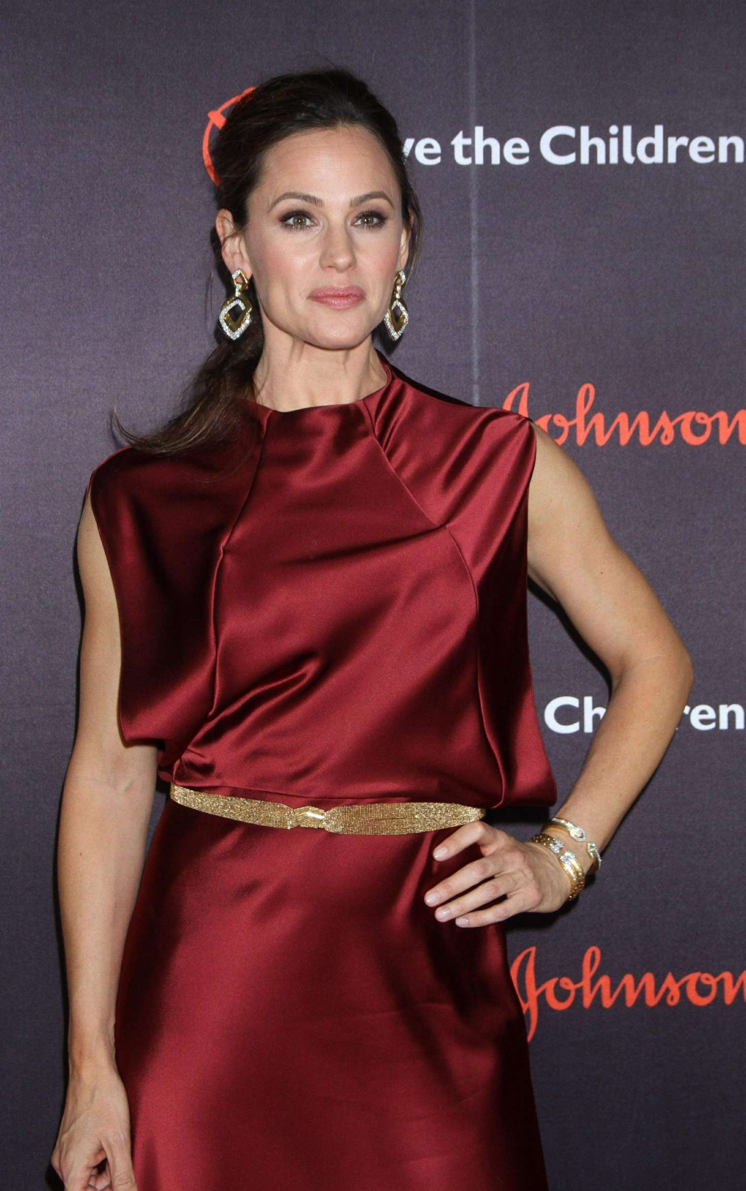 Jennifer Garner – 6th Annual Save The Childern Illumination Gala in New York City