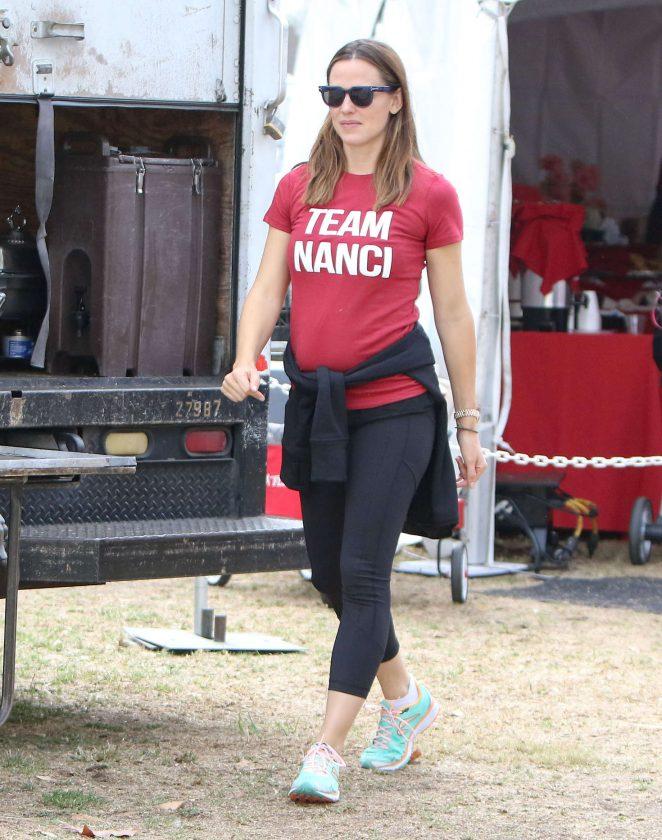 Jennifer Garner: ALS Association Golden West Chapter LA County Walk to Defeat ALS adds -15