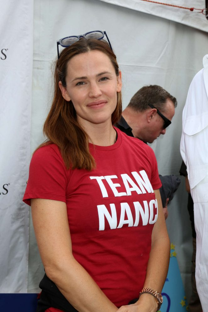 Jennifer Garner - ALS Association Golden West Chapter LA County Walk to Defeat ALS in LA