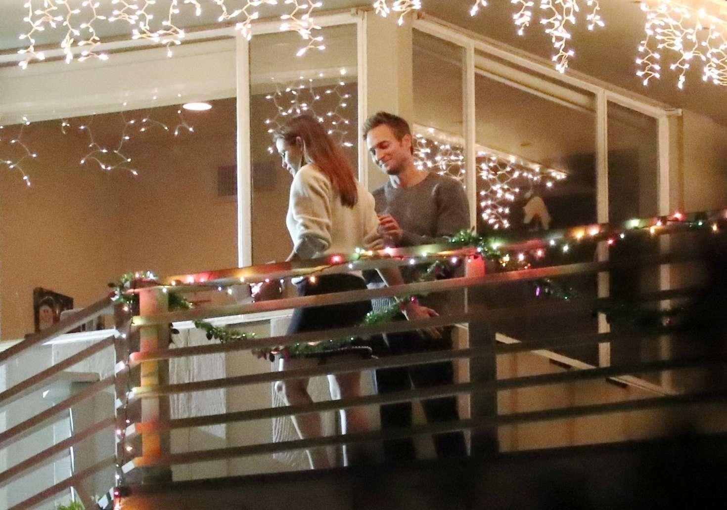 Jennifer Garner and boyfriend John Miller out in Los Angeles