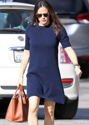 Jennifer Garner - Arrives at Church for Sunday service in LA