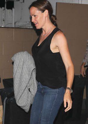 Jennifer Garner at Giorgio Baldi in Santa Monica