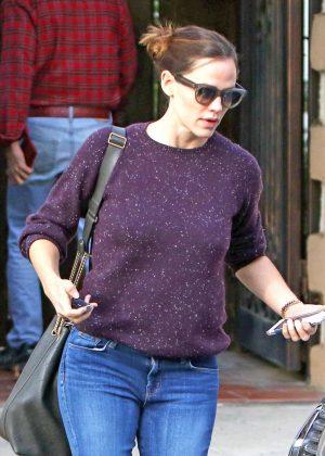 Jennifer Garner in Jeans in Los Angeles