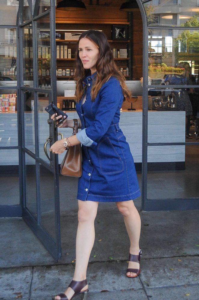 Jennifer Garner in Mini Dress -03