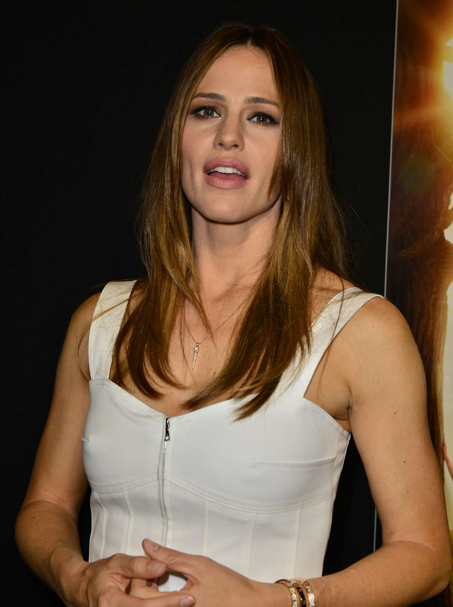 Jennifer Garner - 'Miracles From Heaven' Premiere in Miami