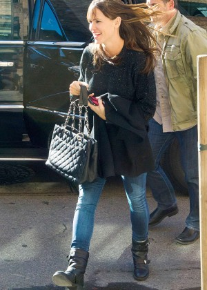 Jennifer Garner - Out and about in NYC