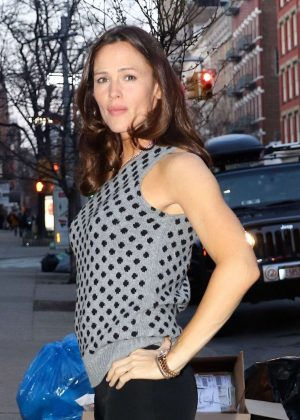 Jennifer Garner - Out in New York